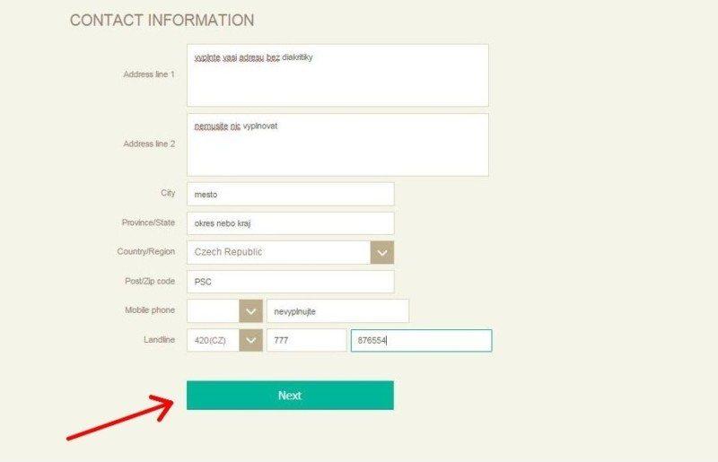 Registration Alipay 8