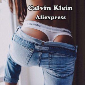 Calvin Klein underwear brand women Aliexpress ENG