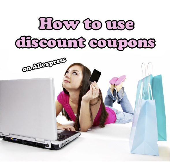 hot to use coupon discount aliexpress