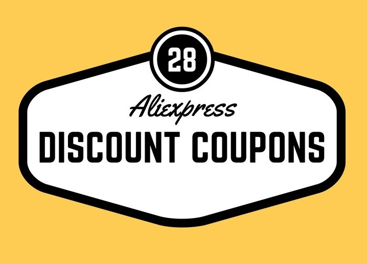 aliexpress discount coupons shopping