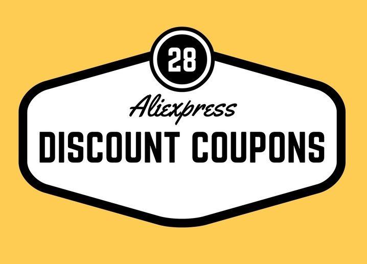 aliexpress discount coupons shopping