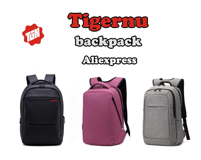 Tigernu backpack MacBook laptop Aliexpress 15