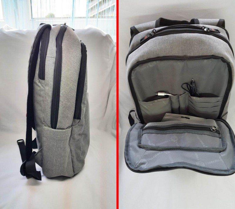 Tigernu backpack MacBook laptop Aliexpress grey 8