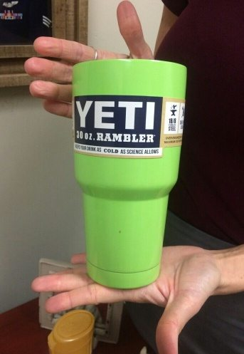 Yeti cup mug aliexpress real photo 2