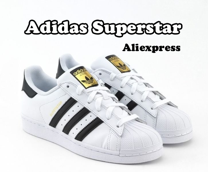 Adidas superstar fashion aliexpress brand 4