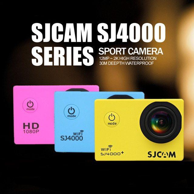 SJ cam GoPro camera sportovni profilovy obrazek 2