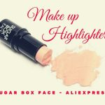 Sugar box face highlighter stick from Aliexpress