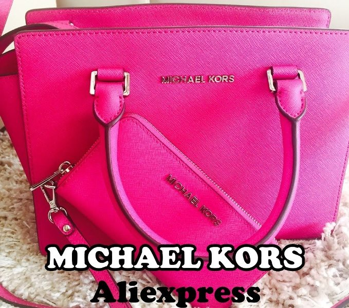 Michael Kors (MK) handbags, watches, wallets on AliExpress