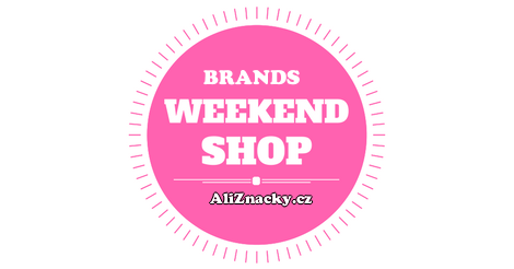 Aliexpress brands weekend shop ENG
