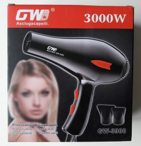 GearBest review hair dryer 5