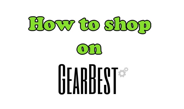 How to shop on GearBest