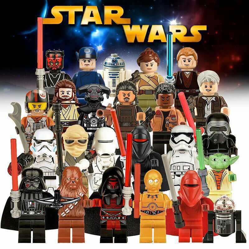 Lego Star wars falcon stavebnice aliexpress 2