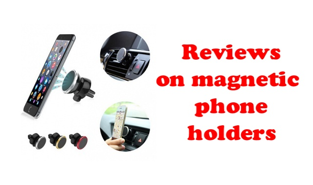 Phone mobile holder GearBest Aliexpress review ENG