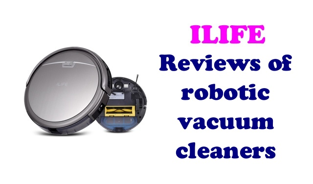 reviews of robotic vacuum cleaners aliexpress gearbest ilife ENG
