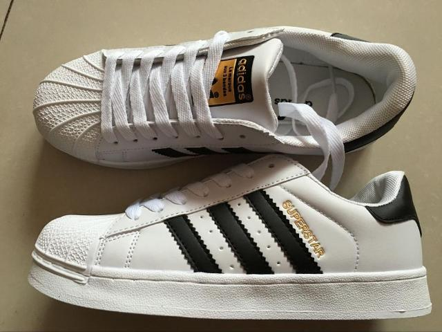 Adidas superstar fashion aliexpress brand real photo 2