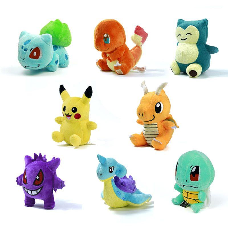 aliexpress-pokemon plysove hracky pro deti aliexpress