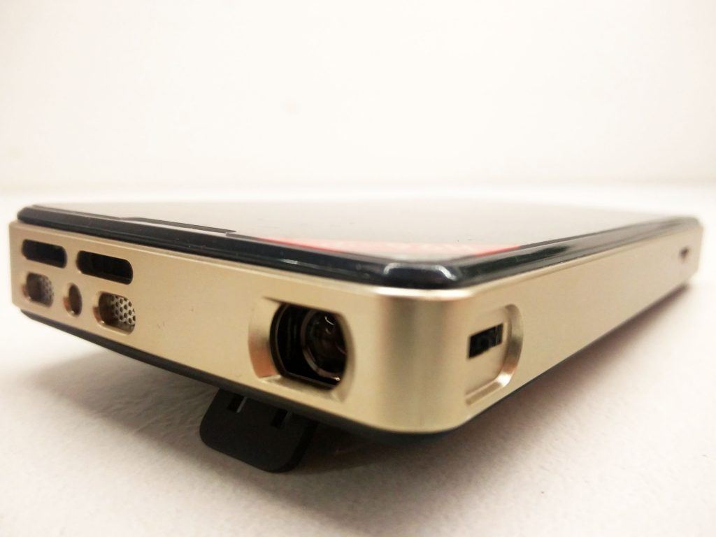 Android kapesni projektor projector Aliexpress Gearbest review (4)