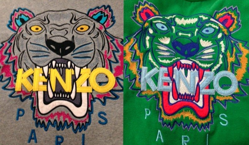 Kenzo brand luxury fashion fake aliexpress 2