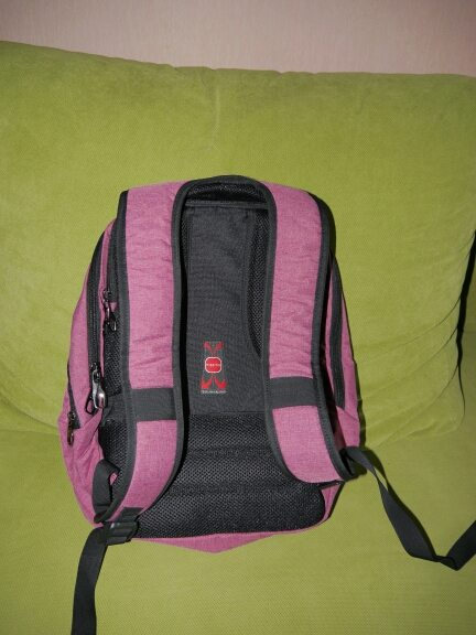 Tigernu backpack MacBook laptop Aliexpress pink 9
