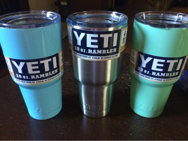 Yeti cup mug aliexpress real photo 2