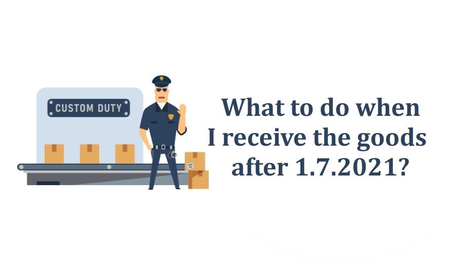 Customs declaration aliexpress china tax vat ENG